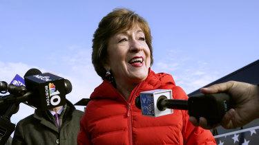 Republican Senator Susan Collins won the hardest-fought race of her career, securing a fifth term by defeating Democrat Sara Gideon.