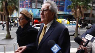 Geoffrey Rush was awarded aggravated damages in his defamation trial.