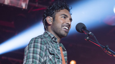 Yesterday is Himesh Patel's first lead film role.