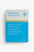 The School of Life's Emotional First Aid kit.