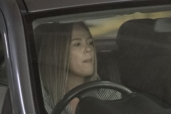 Monica Young has pleaded guilty to three charges under a new indictment.