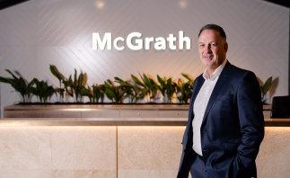 McGrath Limited CEO Eddie Law.