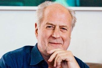 Michael Gudinski.