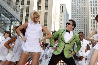 Remember Gangnam Style?