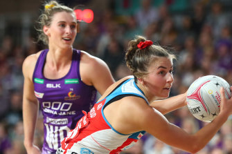 Swifts players and staff, as well as the Giants, were told on Wednesday morning they would have until Thursday afternoon to pack their bags and leave NSW.