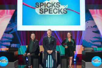 Spicks and Specks returns to ABC in 2021.
