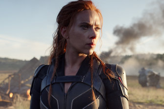 Scarlett Johansson's lawsuit claims that Disney wanted to steer audiences toward the Disney+ streaming service.