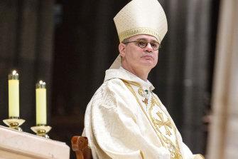 Melbourne Archbishop Peter Comensoli.