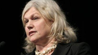 Shock to staff: Professor Judith Sloan, whose $357,000 salary was revealed in the leak.