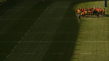 Officials have serious doubts over a Wallabies loss, with allegations of match-fixing.