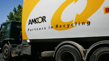 Amcor is one of a handful of Australian industrial companies to have successfully expanded offshore.