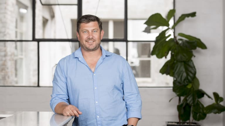 Employment Hero co-founder and chief executive Ben Thompson.