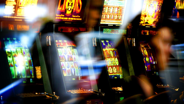 Crown's joint venture, Chill Games, is developing a range of new 'skill-based' pokies products.