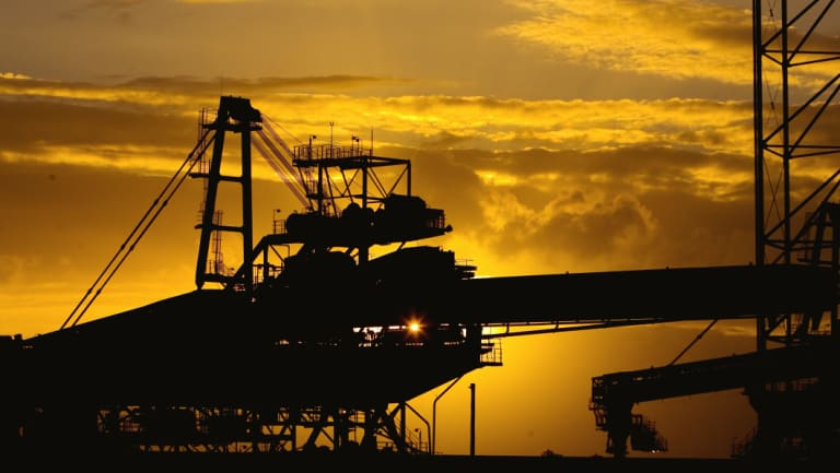 Sunset for coal and other fossil fuels? Not yet, says the Morrison government.