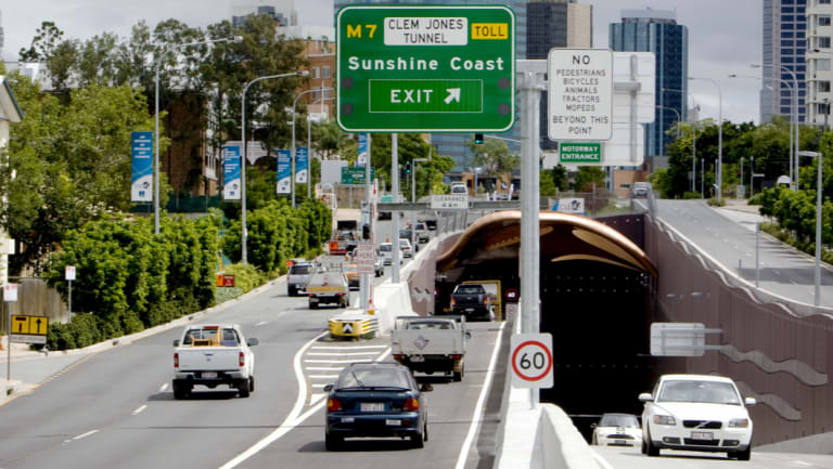 The Clem7 Tunnel.