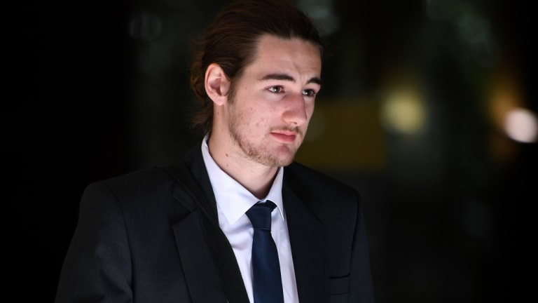 Stephen Ronning was a passenger in the Uber at the time of the incident.