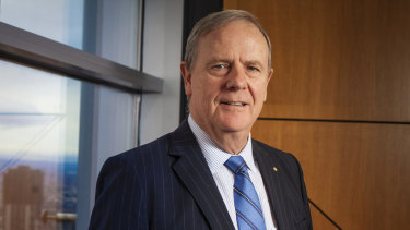 """Former treasurer Peter Costello says the big banks are starting to look like """"regulated assets."""""""