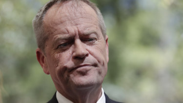 Bill Shorten sparks political firestorm with superannuation tax claim