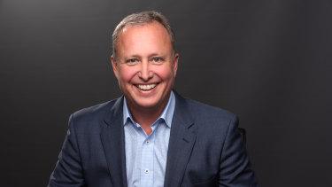 Jim Stening, Managing Director of FIIG Securities. has been through at least five debt market crises in his career.