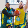 Boomers 'have unfinished business, medal window is open', says Mills