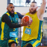 Boomers grouped with Lithuania at World Cup