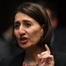 Berejiklian not surprised by upset, angry MPs