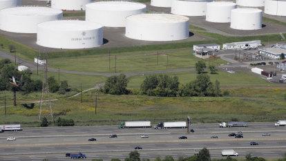 Cyber attack shuts down US fuel pipeline 'jugular'