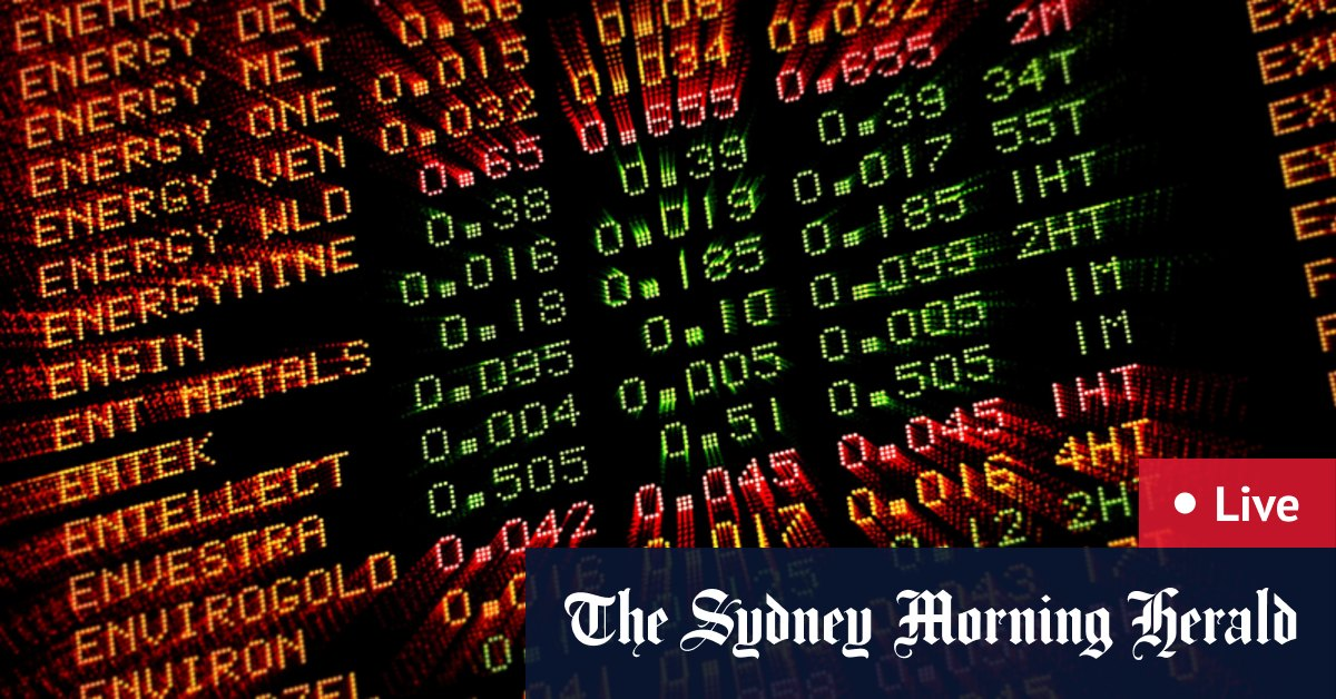 ASX hits two-month low as tech rout vaccine setback fuels 2.5% dive – The Sydney Morning Herald