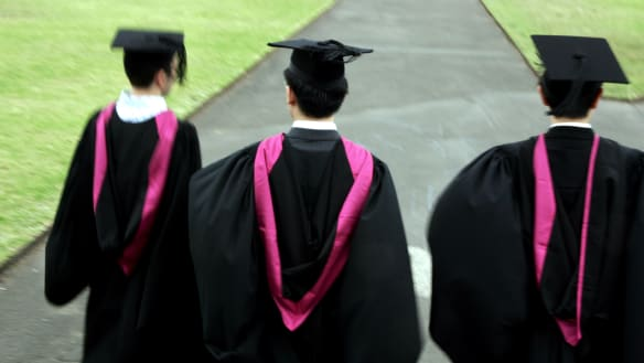 Changing of the guard for two Queensland universities