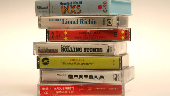 Cassette tapes are making a significant comeback.