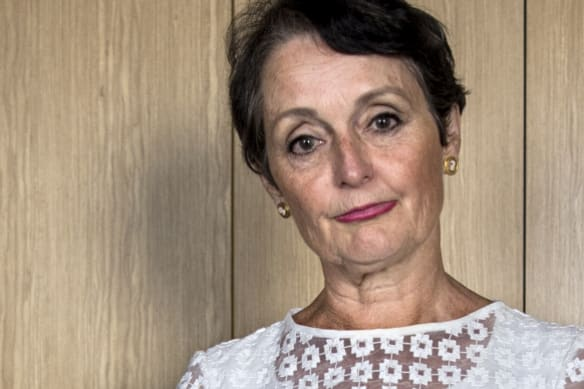 Minister for for the Prevention of Domestic Violence and Sexual Assault Pru Goward is in her final months in the role.