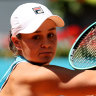 Barty bounces back in style after latest 'sabbatical'