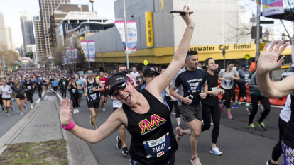 Ready, set, run: 'Virtual' City2Surf is coming to your suburb in 2020