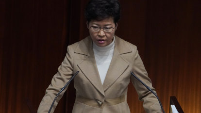 Beijing may let Hong Kong retain independence beyond 2047: Carrie Lam