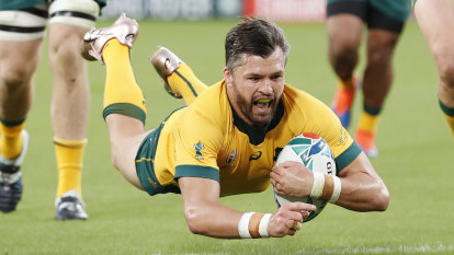 Ashley-Cooper to sign with USA's Major League Rugby