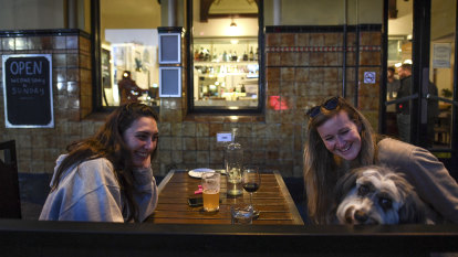 Last suppers: As lockdown looms, Melburnians sneak in one last outing