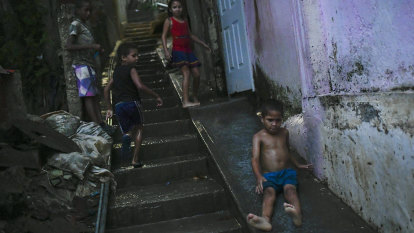 Gap between rich and poor grows as dollars flood into Venezuela