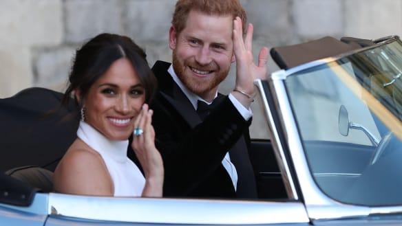 A royal wedding to rejuvenate the Windsors