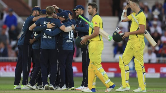 Paine frustrated after latest defeat as English whitewash approaches