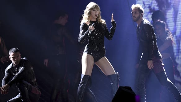 Taylor Swift cast in movie version of 'Cats': reports