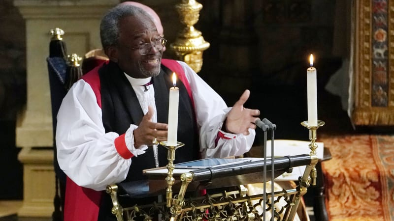 Who is Bishop Michael Curry, the Royal Wedding preacher?