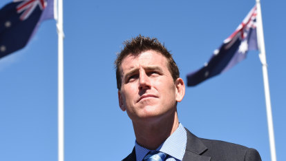 Police witness in Ben Roberts-Smith case followed outside home