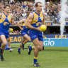 Premiership West Coast Eagles captain Shannon Hurn steps down from role