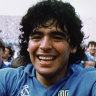 Napoli win first match since Maradona's death as city unites in grief