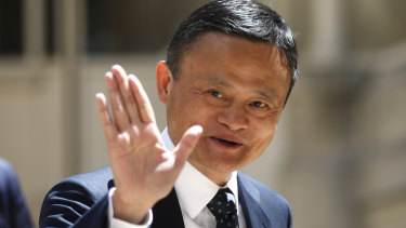 Alibaba founder Jack Ma only recently resurfaced online after months away from the spotlight.
