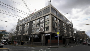 The Rydges on Swanston, used in Victoria's hotel quarantine system.