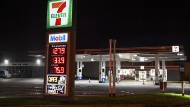 Seven has lodged documents with the federal court demanding convenience store 7 Eleven remove a series of trademarks.