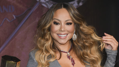 It's Mariah Carey's world, everyone else is just living in it