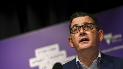 Nothing is forever in politics. Is this Andrews' moment of reckoning?