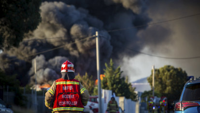 Criminal charges over incident leading to Campbellfield toxic waste fire